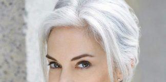 cheveux blancs