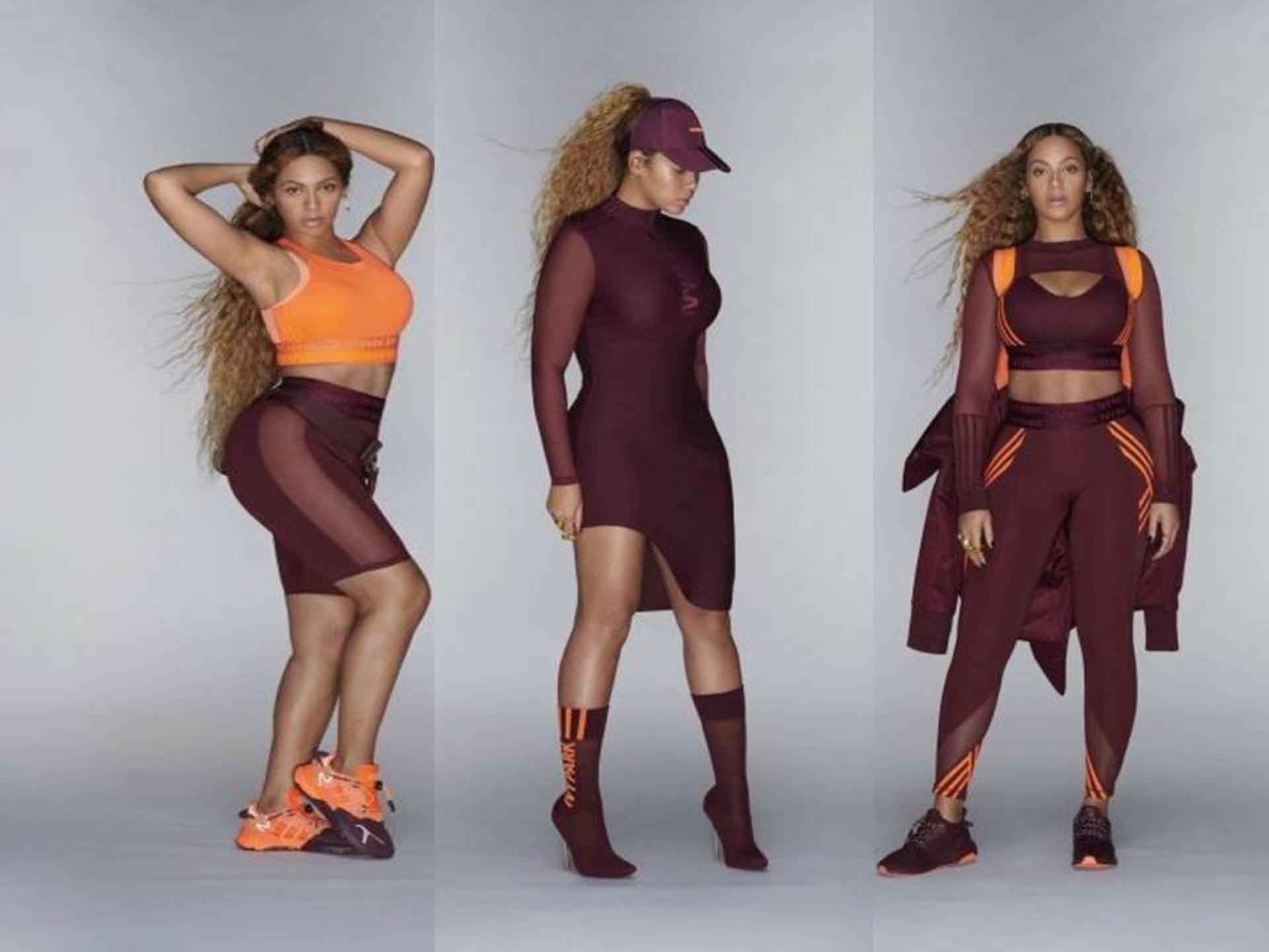 La collection Beyoncé Adidas x Ivy Park exclut les grandes