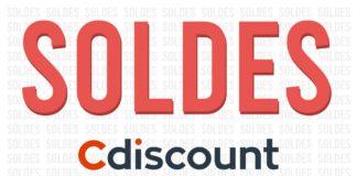 Soldes Cdiscount