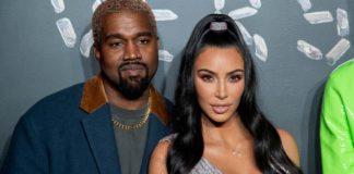Kanye West et Kim Kardashian débarquent dans un fast-food en plein Paris