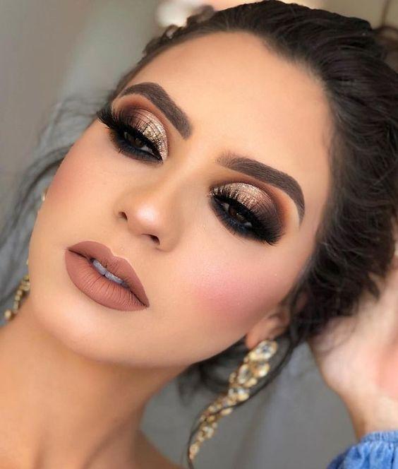 Comment réaliser un maquillage libanais ?   Maquillage