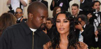 Kanye West et Kima Kardashian