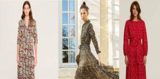 10 robes longues de printemps tendance