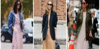 Mode : Quelle veste porter avec une robe ?