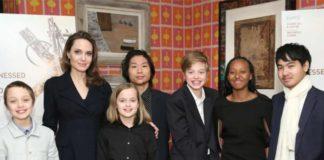 Angelina Jolie : Deux de ses enfants ont des problèmes de santé