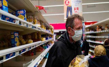 contamination du coronavirus par objets et aliments