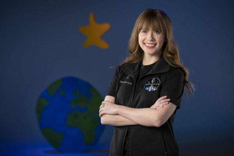 Hayley Arceneaux, l'ancienne cancéreuse va dans l'espace !