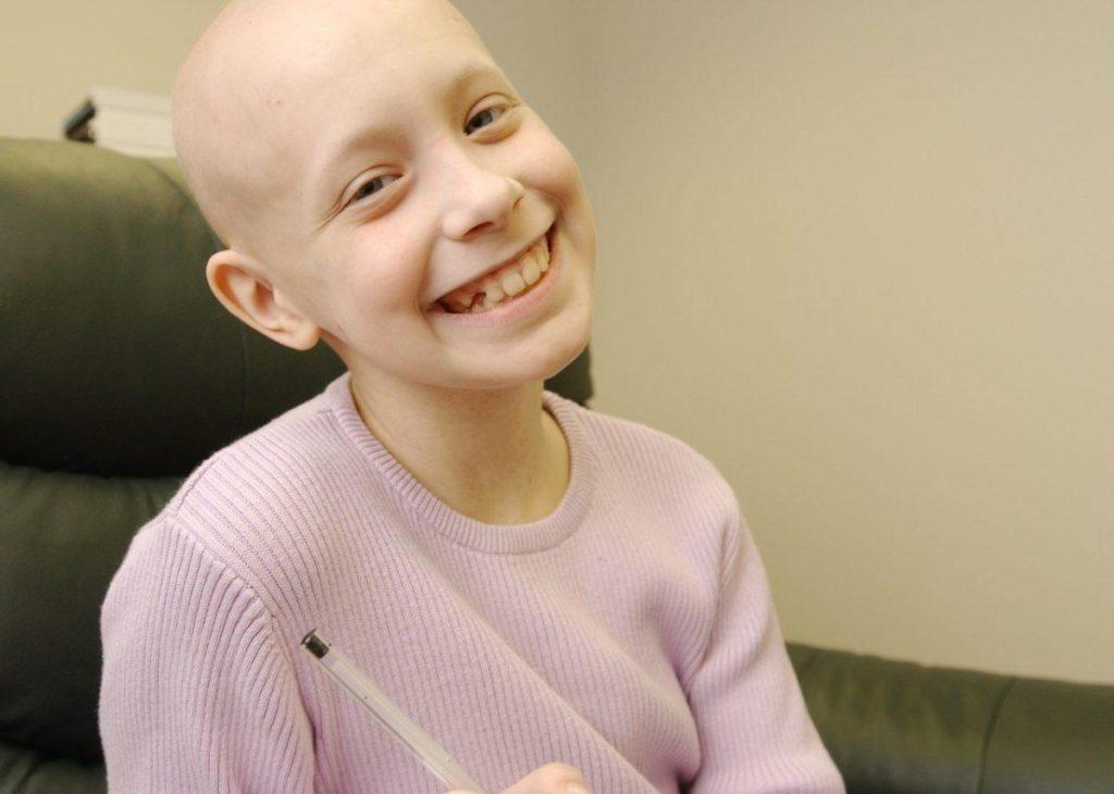 Hayley Arceneaux et son combat contre le cancer