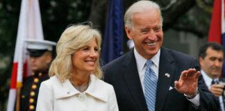 Jill Biden s'exprime à propos de son premier divorce