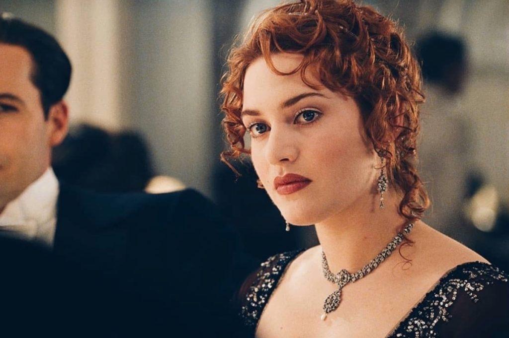 Kate Winslet dans le Titanic