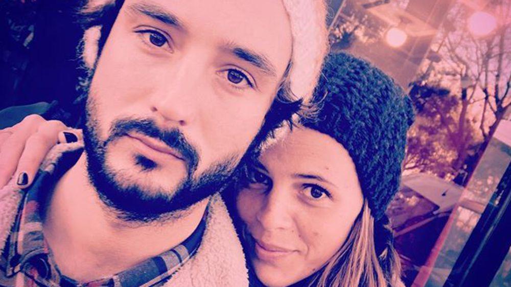 Jérémy Frérot a pris une photo avec sa femme Laure Manaudou
