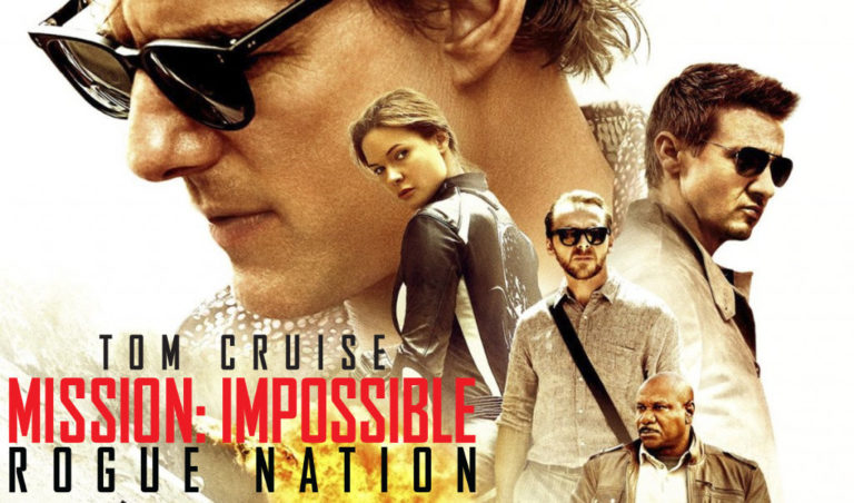 Mission Impossible, Rogue nation : cascades et anecdotes du film