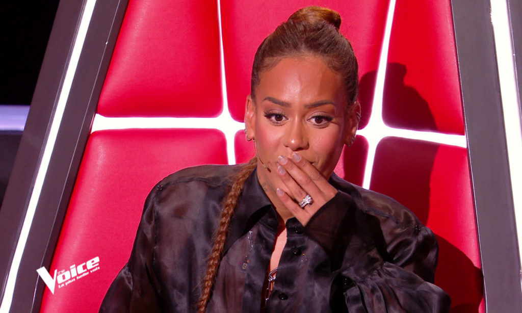The Voice 2021 - Amel Bent surprise