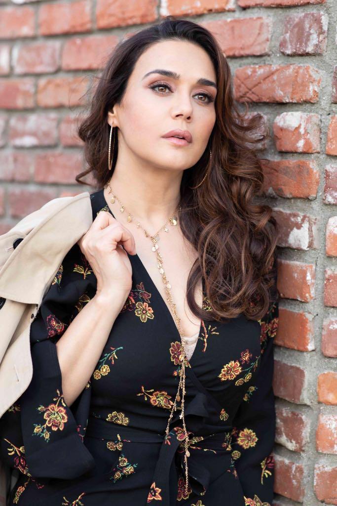 Bollywood : Preity Zinta