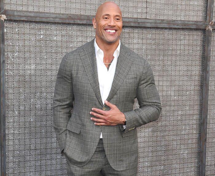 Dwayne Johnson « The Rock »
