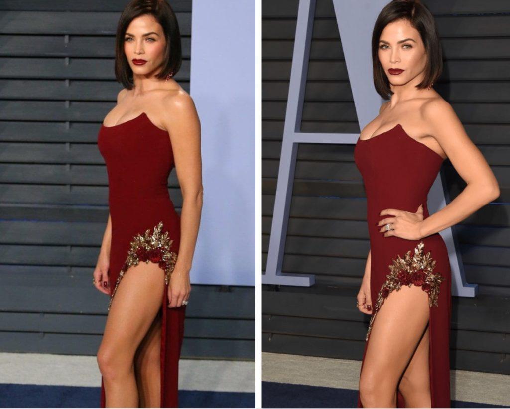 Tapis rouge : la sublime robe de Jenna Dewan Tatum