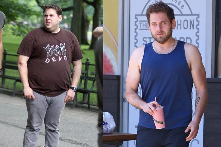 Perte de poids : Jonah Hill