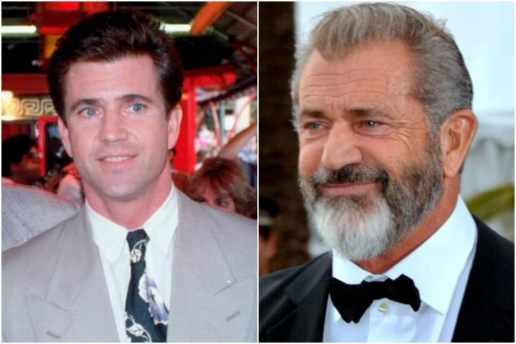 Mel Gibson –64 ans