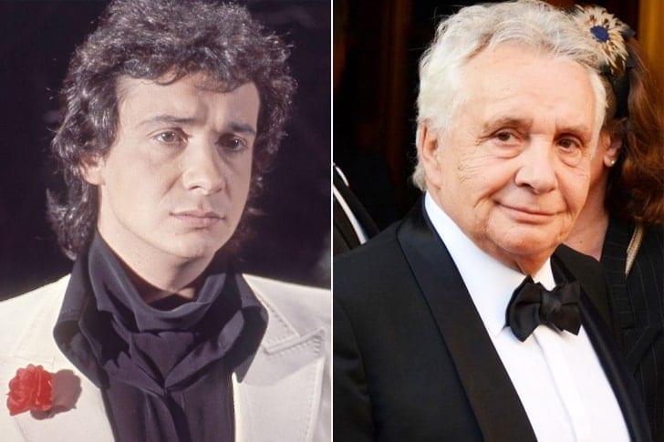 Stars des années folles : Michel Sardou –73 ans