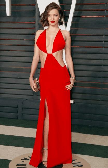 Tapis rouge : Miranda Kerr