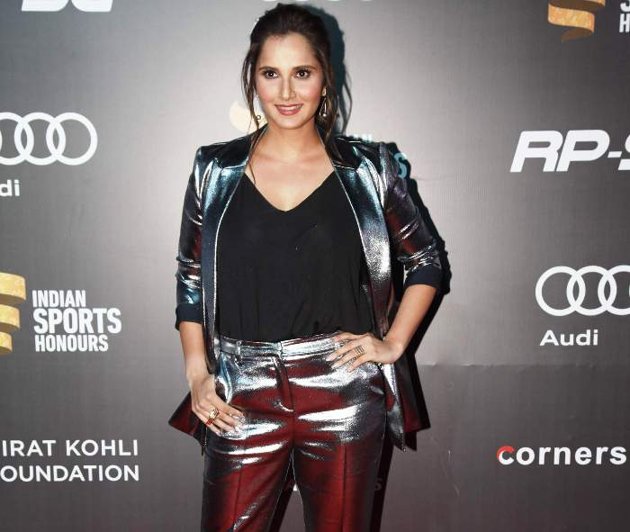 Athlètes et mannequins : Sania Mirza
