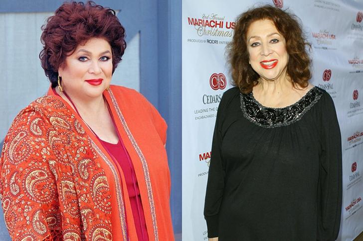 Perte de poids : Liz Torres